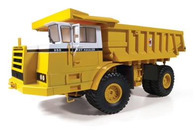 First Gear International 350 Payhauler quarry truck