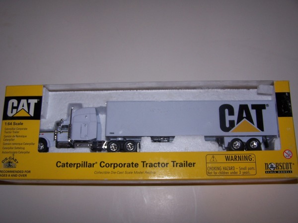 Norscot Cat Corporate Semi White